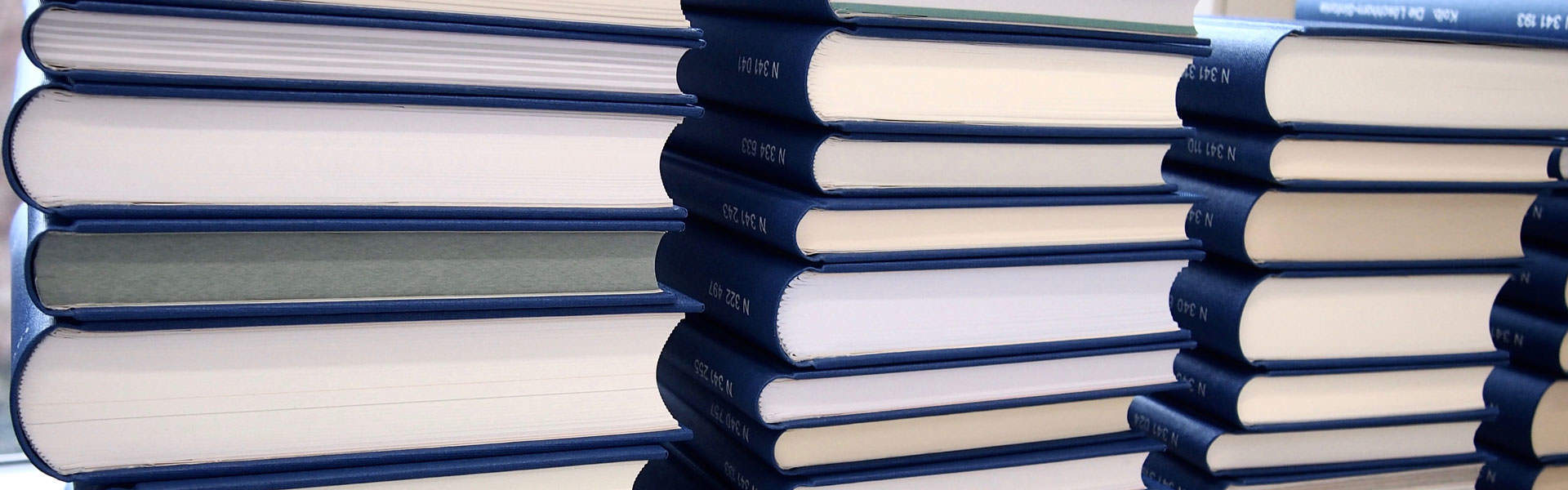 Bibliotheksbaende - Buchbinderei Papierhandwerk
