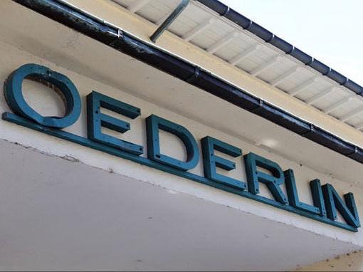 Eingang - Buchbinderei Papierhandwerk