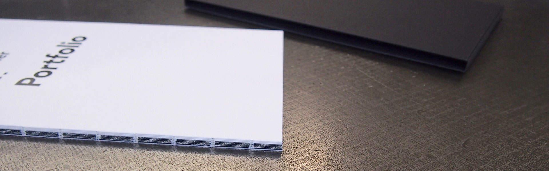Portfolio - Buchbinderei Papierhandwerk