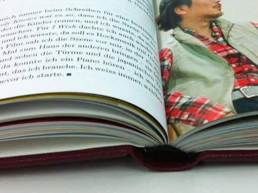 Monats-Zeitschriften gebunden - Buchbinderei Papierhandwerk