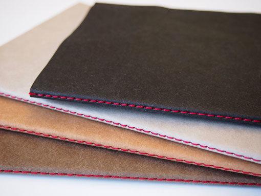 Heft mit Steppstichheftung - Shop - Buchbinderei Papierhandwerk