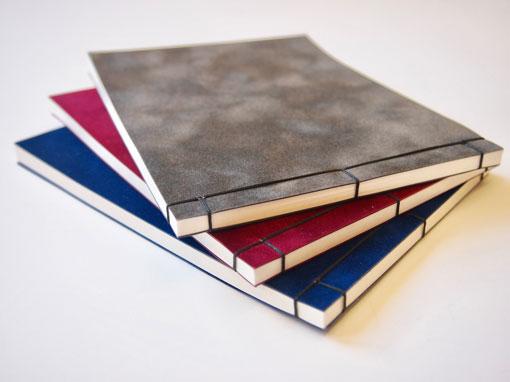 Japanische Broschur - Shop - Buchbinderei Papierhandwerk
