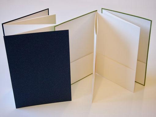 Leporello mit Falzung - Shop - Buchbinderei Papierhandwerk