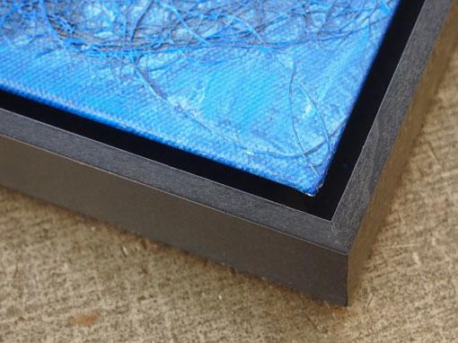 Schattenfugen Rahmen - Einrahmungen Papierhandwerk