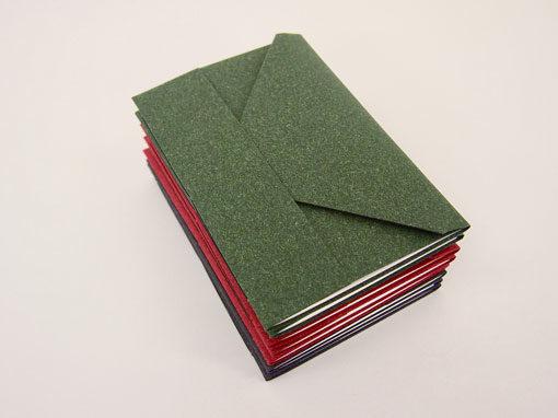 Verscheidene Farben für das Resienotizbuch - Shop - Buchbinderei Papierhandwerk Baden